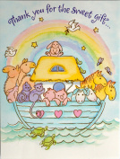 48 Noahs Ark Thank You Cards