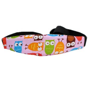 Baby Kids Car Seat Neck Relief Head Support Band Safety Stroller Sleeping Belt