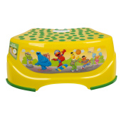 Ginsey Sesame Step N Sound Step Stool