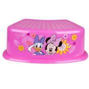 """Ginsey Minnie """"Picture Perfect"""" Junior Step Stool"""