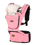 BINGONE 3-in-1 Multi-fonction Soft Baby Carrier Baby Backpack