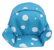 Zicac Kids Baby Dinnertime Highchair Insert Cushion Seat Cushion