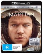 The Martian   [Region B] [Blu-ray]