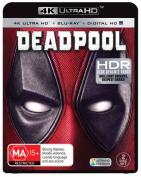 Deadpool  [Region B] [Blu-ray]