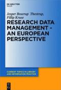 Research Data Management - An European Perspective
