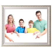 HAHA 90cm photo frame wall hanging painting frame solid wood