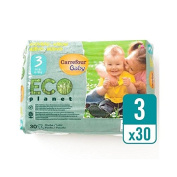 Carrefour Baby Eco Planet Size 3 Carry Pack 30 per pack