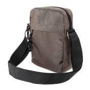 Mens Soft Travel Organiser Utility Man Bag Shoulder Bag Messenger Bag Satchel