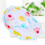 Four Colours Cartoon Cotton Baby Shaping Pillow Baby Anti Migraine