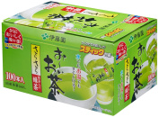 Itoen Japanese Tea ITO EN Oi tea green tea containing silky 100 pieces green tea stick
