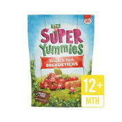 Super Yummies Tomato & Herb Breadsticks 100g
