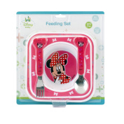 Disney Minnie Mouse Feeding Gift Set