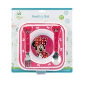 Disney Minnie Mouse Feeding Gift Set
