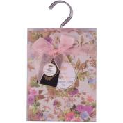 Four Pack of Wardrobe Hanger Home Fragrance Sachets - Rose