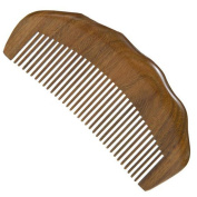 Handmade Natural Sandalwood Pocket Comb Small Hair Comb Hair Brush