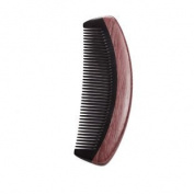 Silentrees 100% Handmade Premium Quality Natural Ox Horn Comb