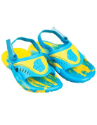 Mad Wave Kid's M0370 03 1 06W Slippers - Yellow, Size 25