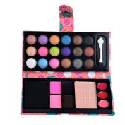 Xinantime 26 Colours Eyeshadow Makeup Palette + Blush+ Lip Gloss Powder