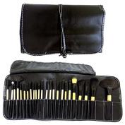 High Maintenance 24 Piece Brush Set in a Bag