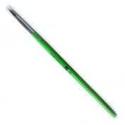 Cameleon Long Black Brushes - #4 Round