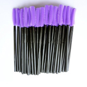 New8Beauty Silicone Mascara brushes - Curved Shaped