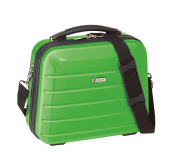 Sparkly Green Snap-On trolley system approximately 14 litres Beauty Case