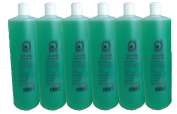 6 Degreasing Nail Cleaner - 6x1L for UV Gel and False Nails