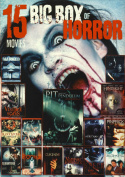 Big Box of Horror: 15 Movies [Region 1]