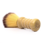 Gospire Pure Badger Bristle Shaving Brush with Wooden Handle Anti-slip
