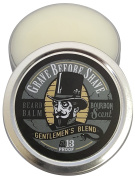 GRAVE BEFORE SHAVE Gentlemen's Blend Beard Balm (Bourbon Scent) (60ml) by Grave Before Shave