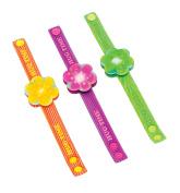 Joy Toy 65152 Trolls 3 Bracelet with Luminescing Flower on Individual Backer Card