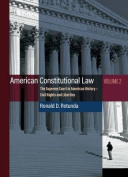 American Constitutional Law: The Supreme Court in American History