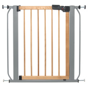 Safety Baby Stair Gate, Safety Gate, Beechwood 99 - 111 cm