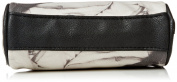 Soul Cosmetic Bag Beauty Case, 17 mm, Grey Tones / Red