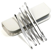KevenAnna Blackhead Extractor Tool Set for Facial Acne and Comedones