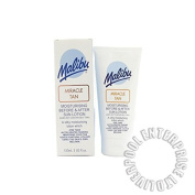 MALIBU LOTION MEDIUM TO HIGH PROTECTION WITH MIRACLE TAN BEFORE & AFTER