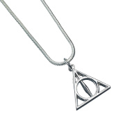 Official Harry Potter Jewellery Deathly Hallows Necklace