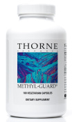 Thorne Research - Methyl-Guard - Dietary Supplement with Folate and B12 - 180 Capsules