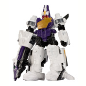"""Power Rangers """"Dino Supercharge Deluxe Plesio Charge Megazord"""" Figure"""