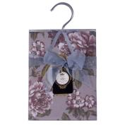 Four Pack of Wardrobe Hanger Home Fragrance Sachets - Peony