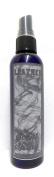 Leather 120ml Blue Bottle of Scent Spray, Body Spray, Room Spray, Air Freshener - Multiple Uses