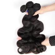 HANNE 4 Bundles 7A Brazilian Virign Hair Body Wave Human Hair Extensions