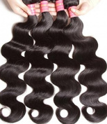 Natural Wave Brazilian Virgin Hair , 100% Human Hair