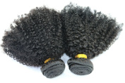 Cheap Mongolian Kinky Curly Hair 3 Piece/lot Afro Kinkys Curly Virgin Hair Natural Black Hair Weaves Hair Extensions 300G/Lot -10 10 30cm