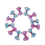Yiho 20pcs New Design Baby Girls Colour Hair Bows Hair Accessories