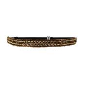 Tassel Alton Headband, Copper