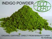 INDIGO POWDER ORGANIC CERTIFIED 500 gms Direct from Manufacturer 2016 Crop Premium