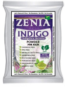 2016 Crop Zenia Indigo Powder (Indigofera Tinctoria) Hair / Beard Dye Colour 1000 grammes/ 1 KG