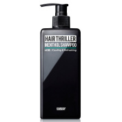 Swagger Hair Thriller Menthol Shampoo - Cooling & Refreshing Shampoo for Men, 440ml / 13.5 Fl Oz
