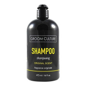 Shampoo with Argan Oil, Apple Extract, & Sulphate Free